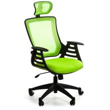 Кресло офисное MERANO headrest, Green Office4You